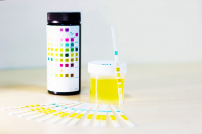 laboratory testing kit